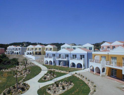 HOTEL COMPLEX IN RHODES