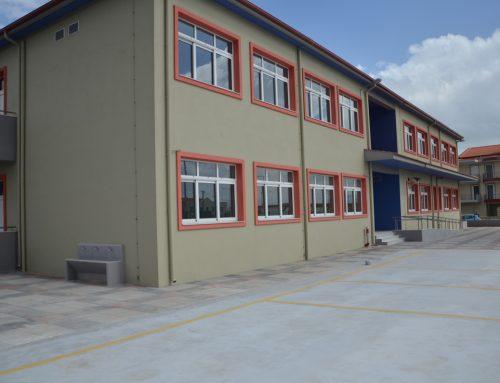 Ανέγερση 12ου Δημ. Σχολείου Τρίπολης