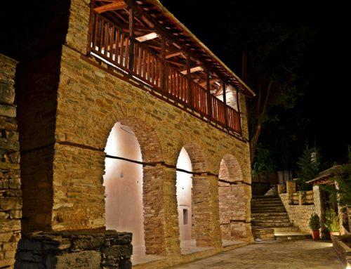 Αποκατάσταση Βυζαντινών Ναών στην Μακρυνίτσα Πηλίου